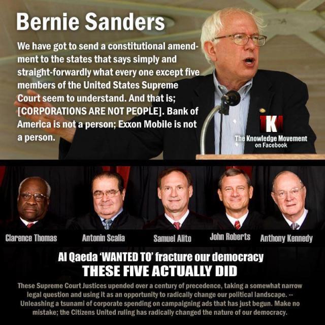 PP SC Bernie Sanders