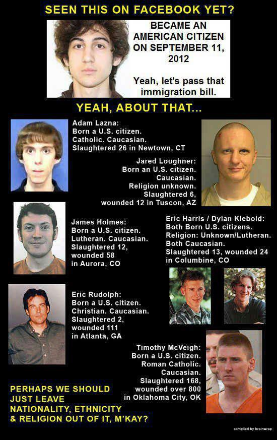 CORP WOLF PAC NRA GUN - 7 Murderers - collage
