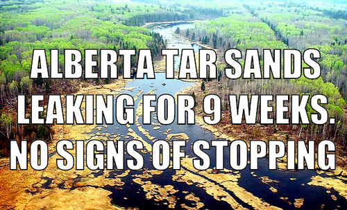 CORP OIL KEYSTONE XL ALBERTA TAR SANDS - (2)