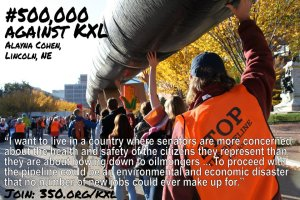 CORP OIL KEYSTONE XL PIPELINE Protest In Omaha NEBRASKA