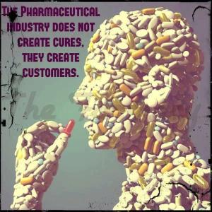 CORP DRUGS LEGAL - making customers not cures