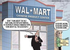 CORP WOLF PAC WALMART  Manufacturing