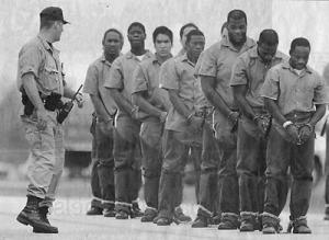 PRISON INCARCERATION PIC