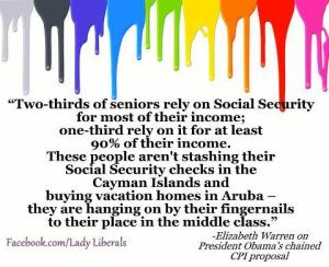 105G_ A_ SSN SOCIAL SECURITY - Elizabeth Warren message