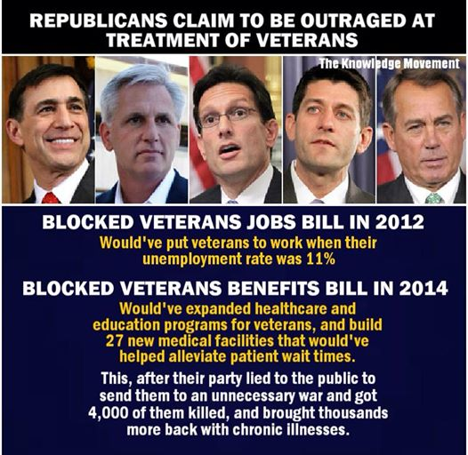 110SSR_ VETERANS SCANDAL ROOTS In GOP