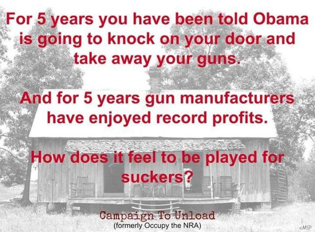 116SR_ SOCIAL SAFETY NET - MENTAL HEALTH - 5 years ago the NRA told you Obama was going to take your guns (3)