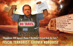 CORP WOLF PAC AMERICANS For TAX REFORM  GROVER NORQUIST - ATR - Terrorist