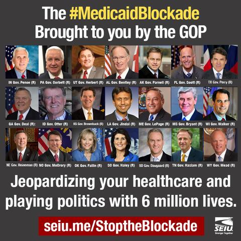 101_ GOP BC  - GOP GOVERNORS MEDICAID BLOCKADE