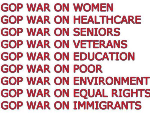 101_ GOP BC WAR ON EVERYONE