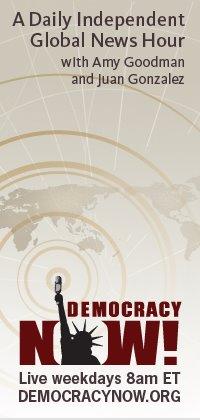MEDIA DEMOCRACY Now.com Icon