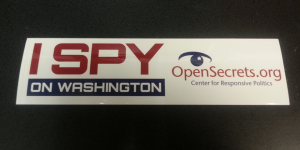 MEDIA DUBUNKING - OPEN SECRETS LOGO