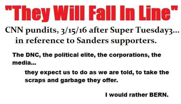 0001O_ ST NY HILLARY CLINTON CNN Fall In Line after Super Tuesday March 3