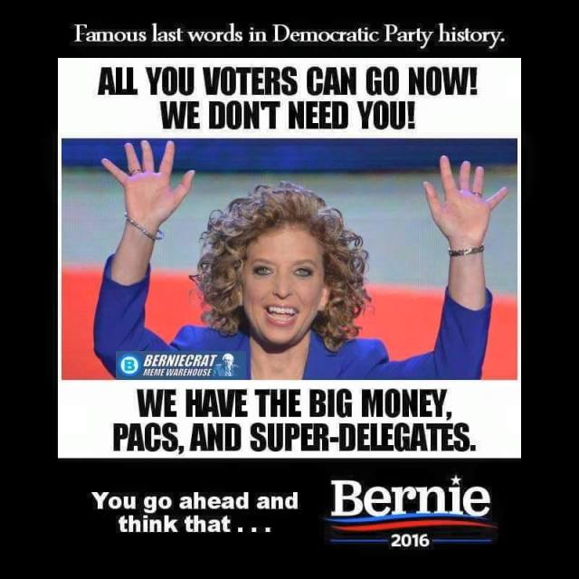 0004F_ ST FL DEMOCRATIC PARTY All you voters can go now -