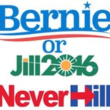 GREEN PARTY Bernie or Jill Never Hill PROFILE PIC